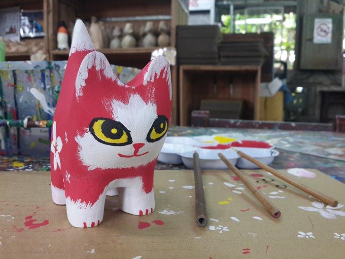 【苗栗.三義】- 超有趣的DIY彩繪木雕.三義丫箱寶