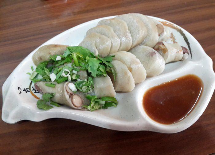 【食記】雙連巷仔內大腸煎.手工製作的傳統古早味 @雙連站