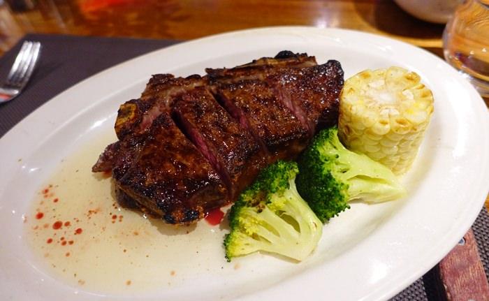 【食記】美福牛排餐廳 Fresh & Aged Steak House.台北頂級牛排館 @內湖