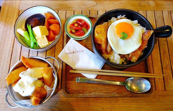 【食記】好丘Good Cho's.創意十足的香酥貝果條 @天母店