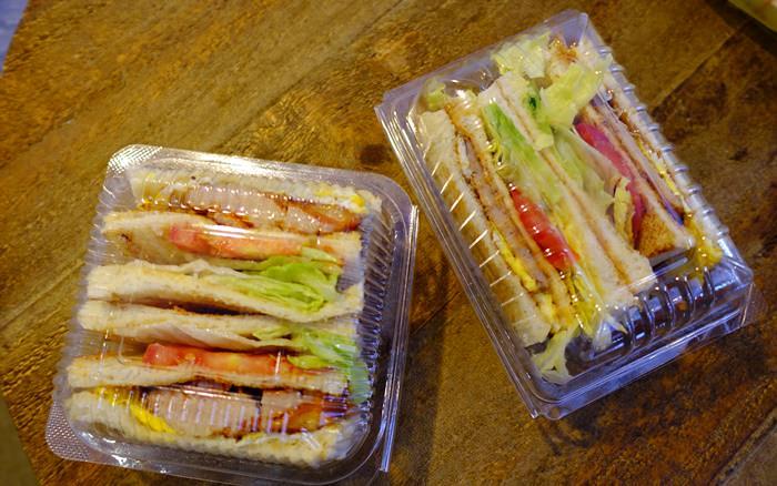 【食記】永和 碳之家炭烤三明治.平價實惠又好吃 @永安市場站(四號公園)
