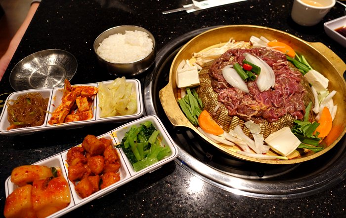 【食記】 西羅伐韓式料理 @捷運科技大樓、六張犁站