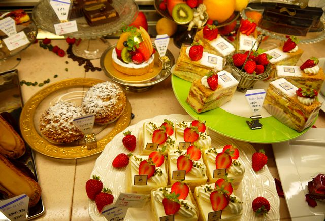 【13 春遊.櫻之關西 】- DAY4 京都頂級米其林法式甜點 Salon de The AU GRENIER D'OR