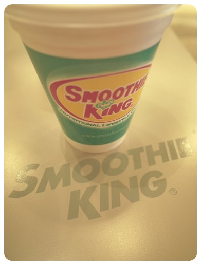 【12 Hi.Seoul 】- Smoothie King v.s Jamba Juice 美韓果昔大車拼