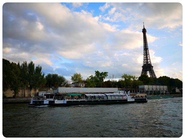 【巴黎】乘著BATOBUS來趟塞納河畔的一日遊吧~