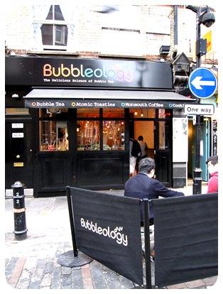 【食記】Bubbleology 倫敦超夯台式珍奶