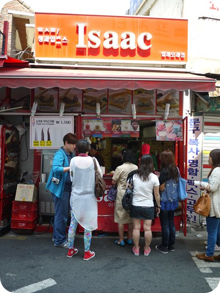 【12 Hi.Seoul 】- 韓國必吃早餐 ISAAC @ 東大門