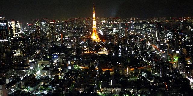 【13 雪見.姊妹遊東京 】- 六本木 Tokyo City View 賞夜景